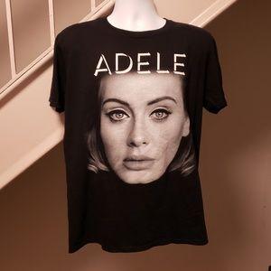 Adele 2016 Live Tour Large T-Shirt